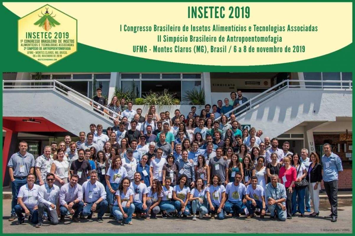 Insetec 2019 - Co-organização IRSFD