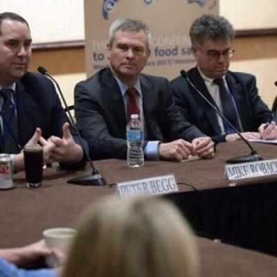"""UM """"G30"""" DA SEGURANÇA DE ALIMENTOS? Sim, o futuro já começou: colaboração público-privada para a Segurança de Alimentos"""