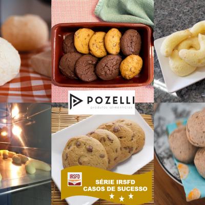 Pozelli – Ganhadora do XVIII Prêmio Food Design – 1ª Edição Rumo à Cultura de Segurança de Alimentos