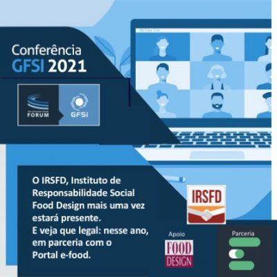 Conferência GFSI 2021 vem aí!!!