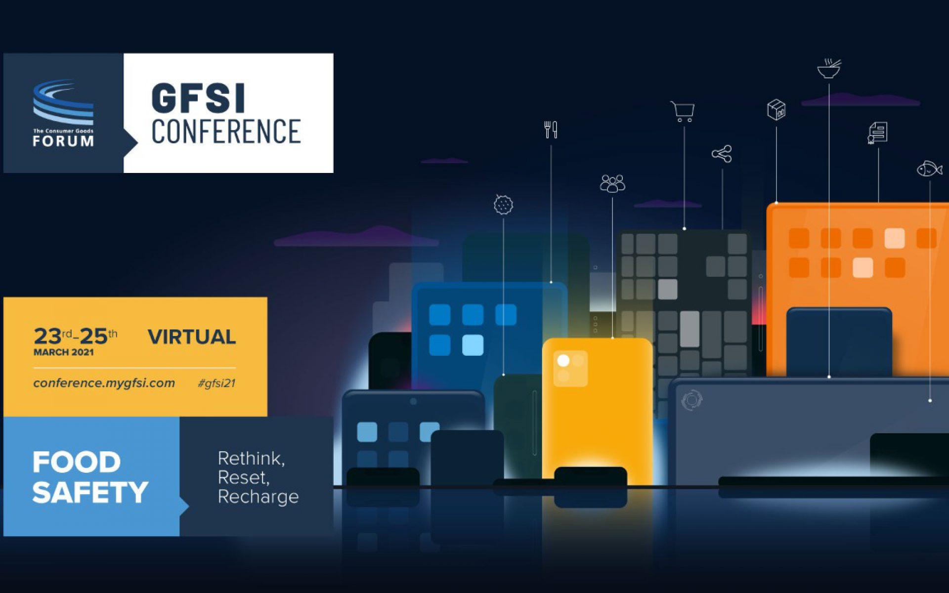 Conferência GFSI 2021- Programação detalhada do 2º Dia