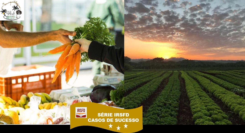 SÉRIE IRSFD – CASOS DE SUCESSO – Meu Quintal Orgânicos – oito anos de história de produção de alimentos em sistema orgânico