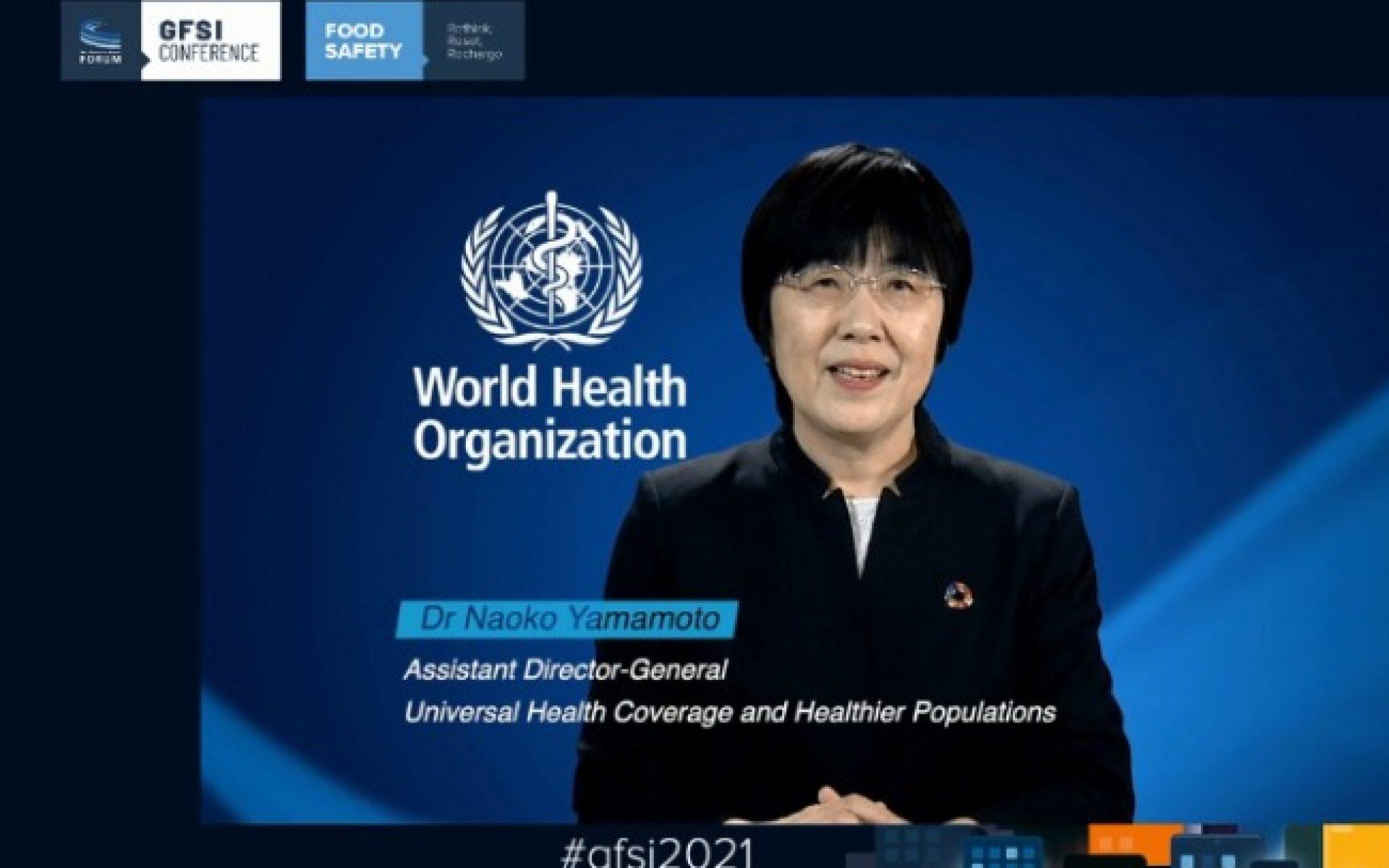 Conferência GFSI 2021 Segurança dos Alimentos é uma Prioridade de Saúde Pública