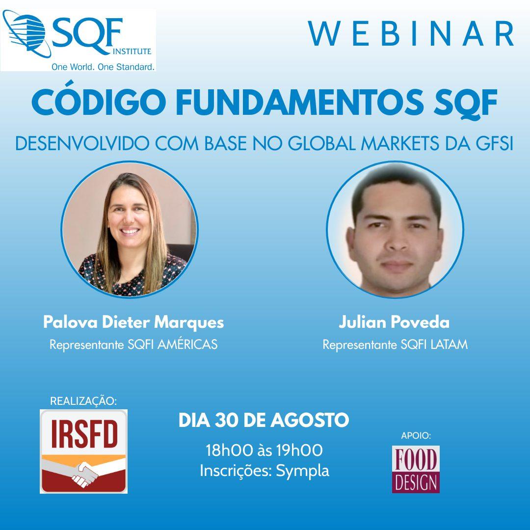 Webinar Código Fundamentos SQF